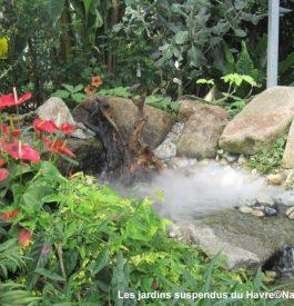 Le Havre propose les Jardins suspendus