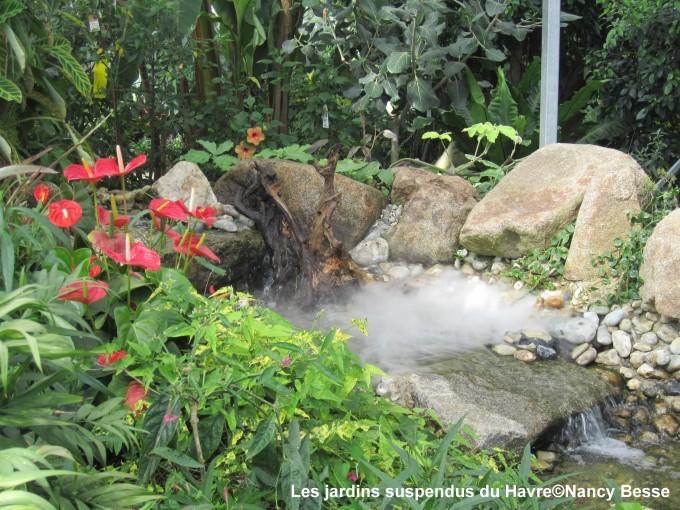 Jardinieres suspendues meilleures images d 39 inspiration for Jardins suspendus le havre horaires
