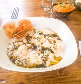Repas thaï aux Salines à Biarritz