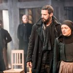 The Crucible au théâtre Old Vic de Londres