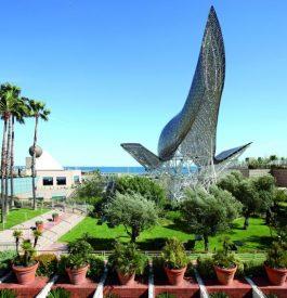 Se rendre à l'hôtel Arts à Barcelone