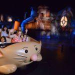 Visiter l'attraction Ratatouille d'Eurodisney