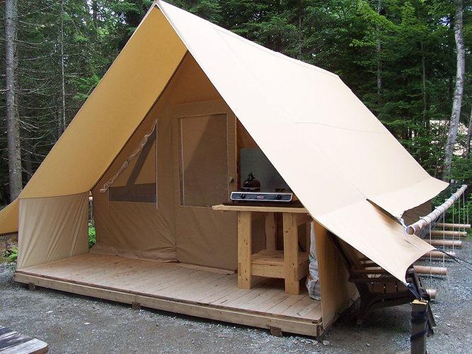 Huttopia, une autre façon de camper écolo