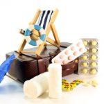 L'indispensable du voyage : la trousse à médicament