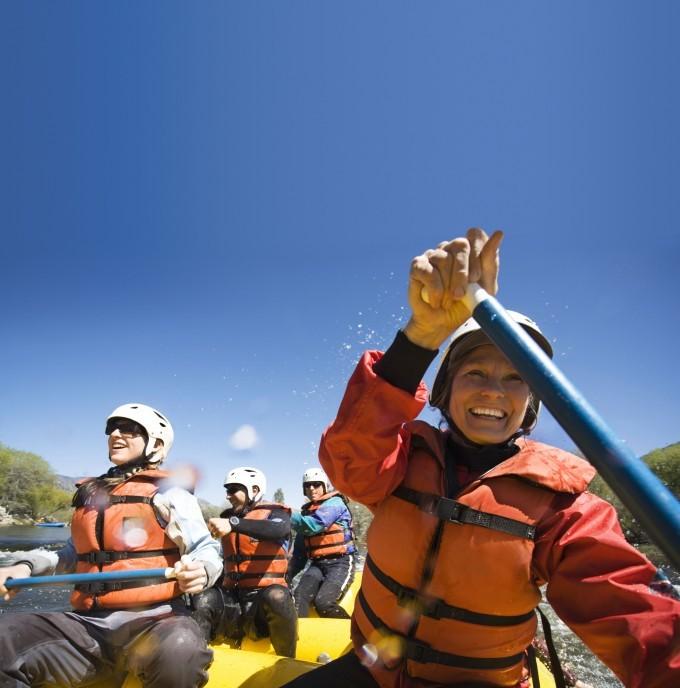 Le Canoë kayak en terrain protégé