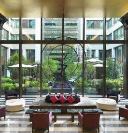Le Mandarin Oriental palace de luxe