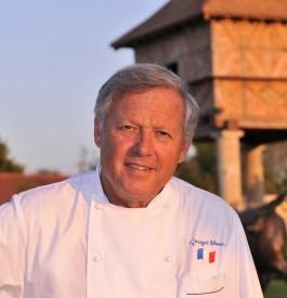 Rencontre de luxe avec Georges Blanc à l'Hôtel Régina