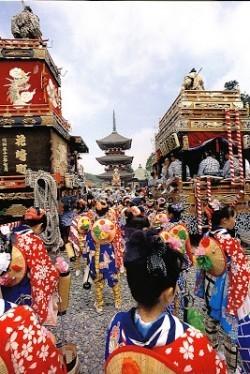 Gion Matsuri : un festival incontournable au Japon