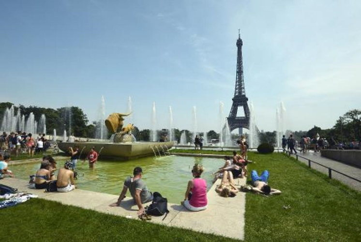 La France, pays le plus visité au monde
