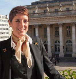 Maïté Foriasky : une chef-concierge clefs d'or