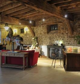 Le Mas de la Tourelle en Aveyron