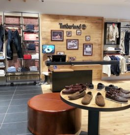 Timberland ouvre un pop-up store à Toulouse