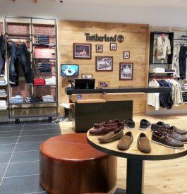 Timberland ouvre un pop-up store à Toulouse