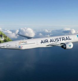 Prendre un vol Air Austral