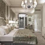 La suite du Beau Rivage Palace Lausanne