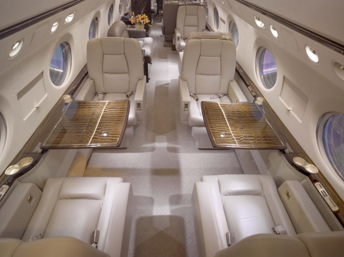 Le guide des bonnes manières à bord d'un jet privé