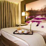 Relooking de l'hôtel Mercure Wilson à Toulouse
