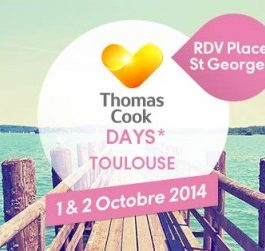 Participez au Thomas Cook's days