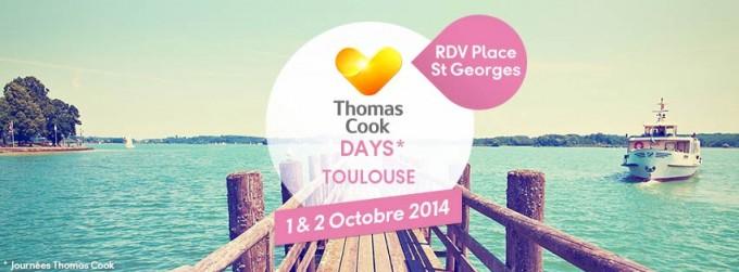 Toulouse : Les Thomas Cook's days bientôt !