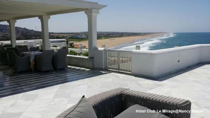 Voyage : L'Hôtel Club Le Mirage, à Tanger