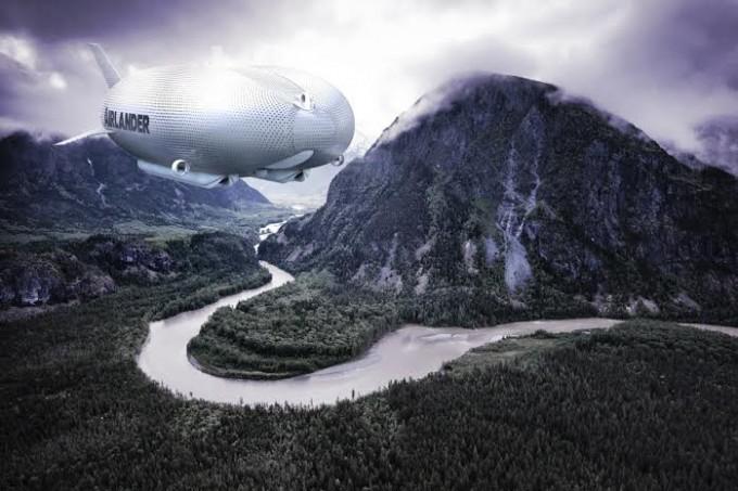 Airlander, transport du futur ?