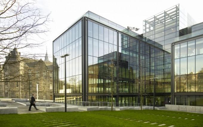 L'ambitieux projet architectural Quartermile à Edimbourg
