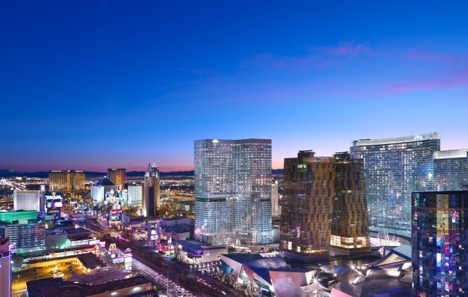 Le Mandarin Oriental à Las Vegas