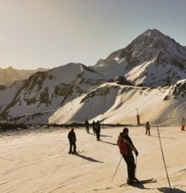 Rejoindre la station de ski de Peyragudes