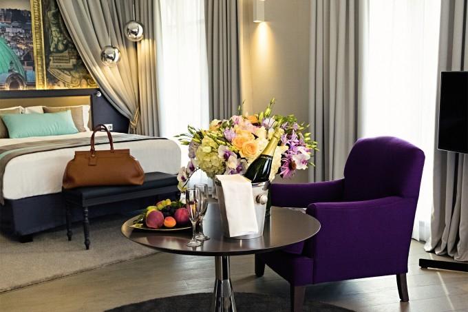 Voyage : L'Hôtel Indigo® Paris – Opéra