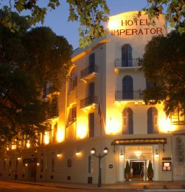 Séjourner à l'hôtel Imperator à Nice