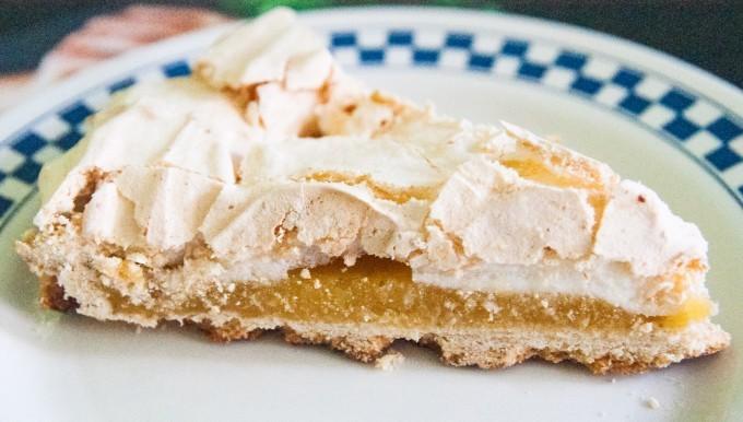 Recette une tarte au citron meringu e sans gluten - Recette tarte au citron sans meringue ...