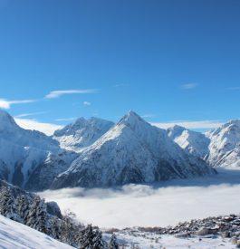Début de la saison de ski dans les Pyrénées