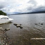 Le Loch Ness en Écosse