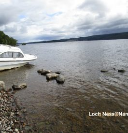 Le Loch Ness en Ecosse