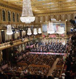 Le voyage du Nouvel An à Vienne