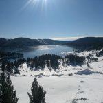 Ouverture de la station de sports d'hiver de Font Romeu