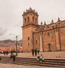 Passer à Cuzco, ville ensevelie du Pérou