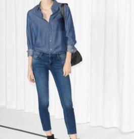 En voyage, le jean : l'option mode indémodable