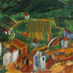 Exposition Raoul Dufy au musée Thyssen de Madrid