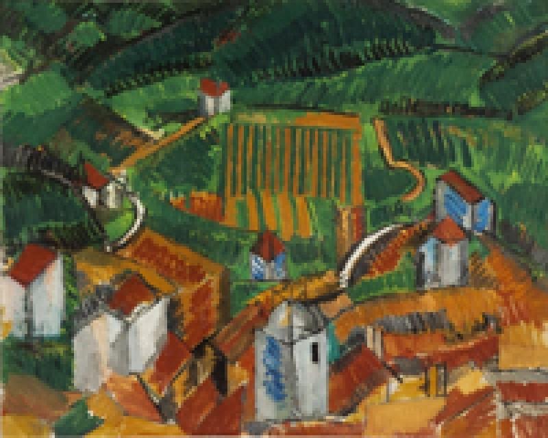 Exposition Raoul Dufy au musée à Madrid