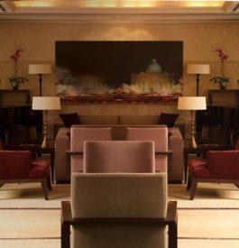 Préférer l'hôtel de Russie à Rome