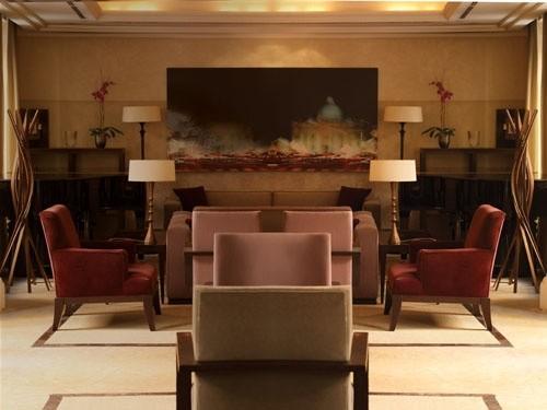 L'Hôtel de Russie à Rome désigné Hôtel de l'année par les Guides Gallivanter