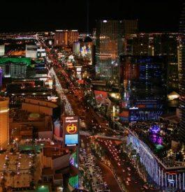 Rejoindre Las Vegas, une destination différente