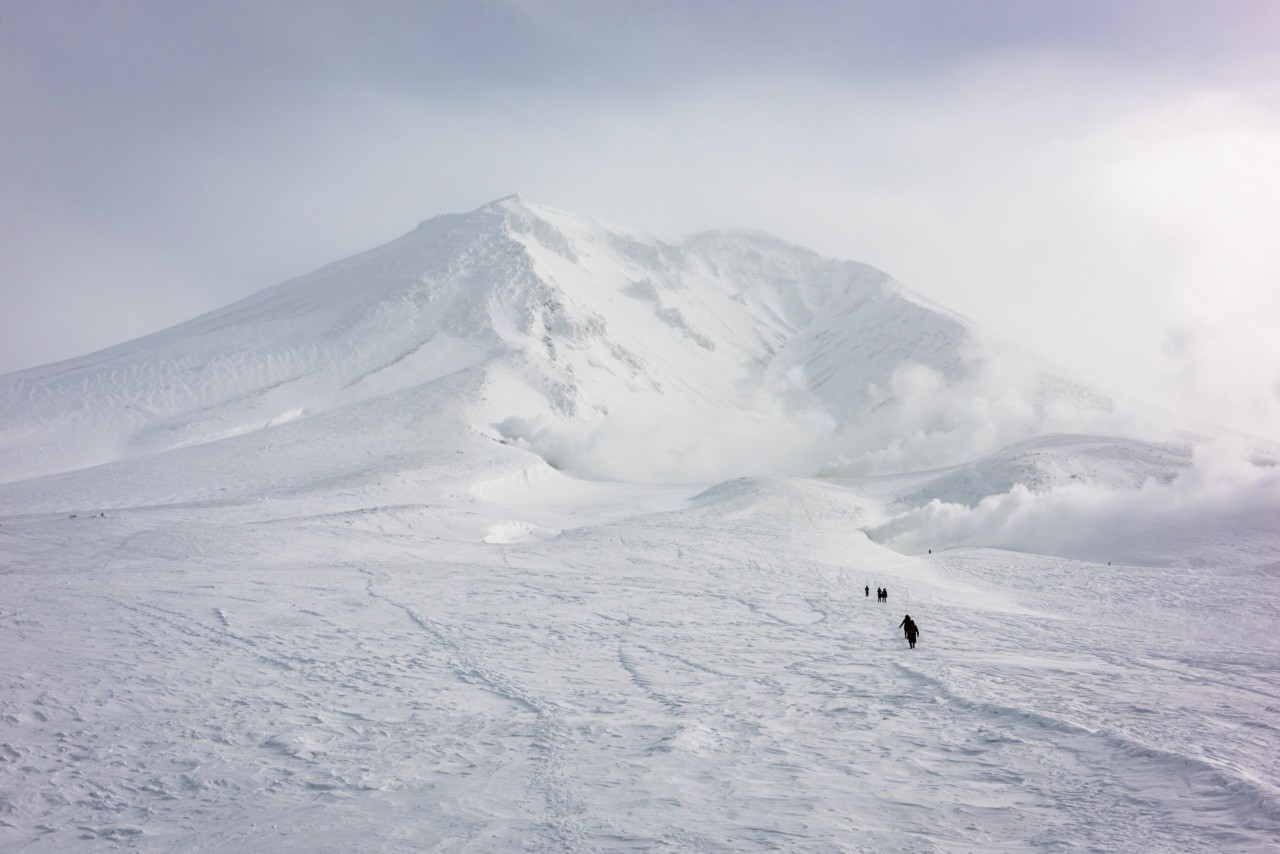 Mont Asahi