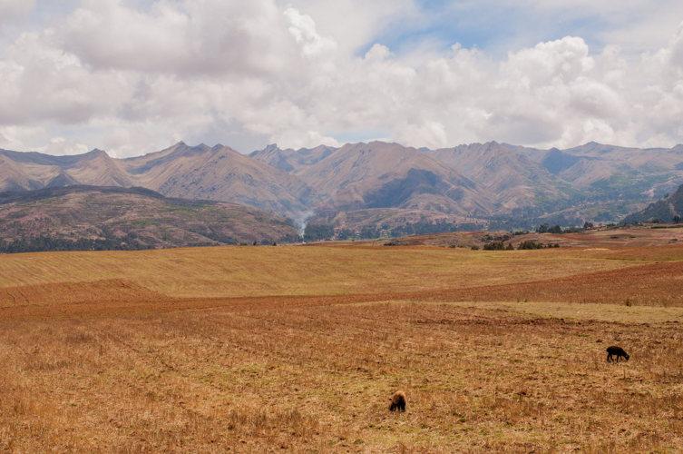 La vallée sacrée des Incas, c'est des paysages sublimes avant tout !La vallée sacrée des Incas, c'est des paysages sublimes avant tout !
