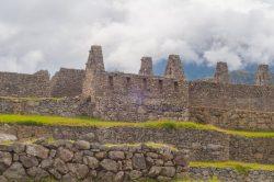 Les pierres étaient parfaitement triées, rangées et organisées pour donner vie à des architectures sublimes au Machu Picchu
