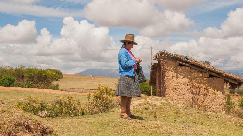 Prendre le temps dans la vallée sacrée des Incas