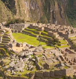 Rejoindre le Machu Picchu en train au Pérou