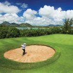 Golf et gastronomie au programme à l'île Maurice