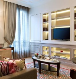Parenthèse luxe aux Citadines Suites Paris